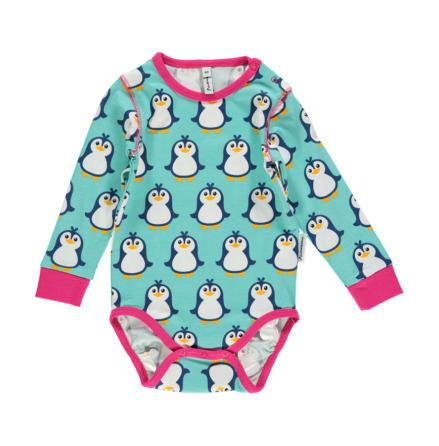 Maxomorra Body LS Penguin