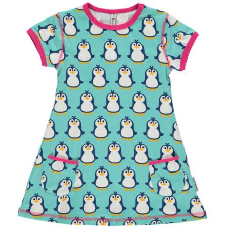 Maxomorra Dress SS Penguin