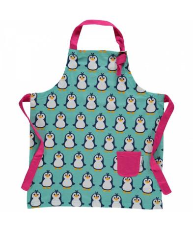 Maxomorra Förkläde Penguin