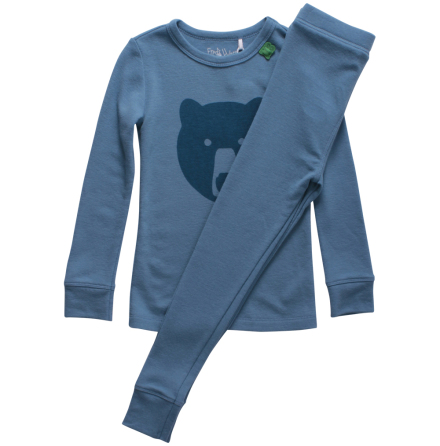 Freds World Underställ Ull Bear Blue