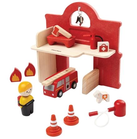 Plan Toys Brandstation